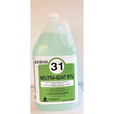 Désinfectant Neutra-Quat RTU 4L #31
